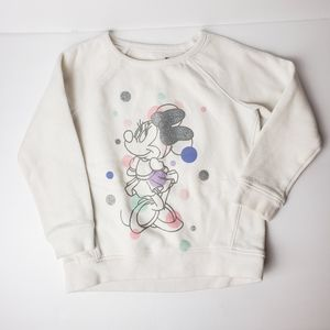 Minnie Mouse Fleece Crewneck